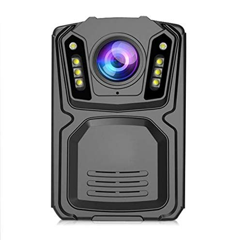 Police Body Worn Camera 1080P HD 120° Wide Angle Android System Support 4G 2.0 Inch Display Double Lens Infrared Night Vision GPS Support