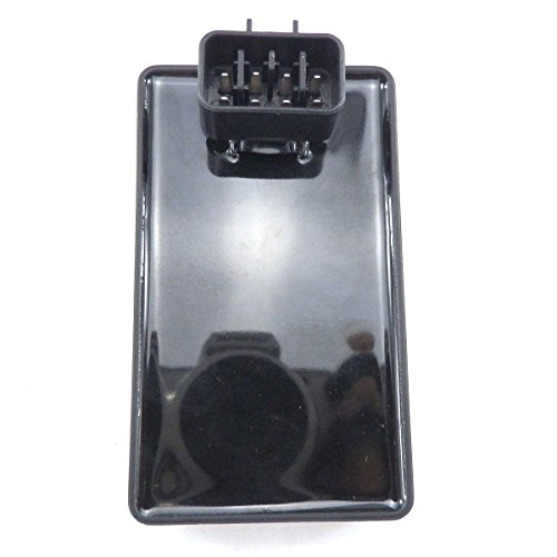YunShuo New 8 Pin Unrestricted CDI Box Unit Ignition for KYMCO Agility 4T R16 08-10 (Box Orig)