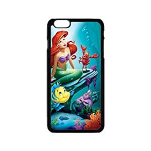 The Little Mermaid Cell Phone Case for Iphone 6