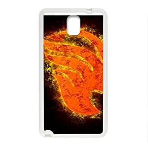 Burning Fairy Tail Cell Phone Case for Samsung Galaxy Note3