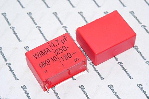 MKP4 WIMA 40µF 800V Polypropylen Folienkondensator RM37,5 #R1-B4