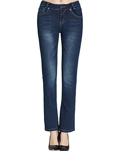 Blue 2 Cotton Jeans - 3