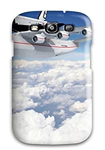 For Iphone 5/5S Case Cover Shuttle Carrier Aircraft Pattern