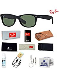 Ray Ban RB2132 New Wayfarer Sunglasses for Men and Women...
