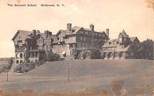 Bennett School Millbrook, New York Postcard