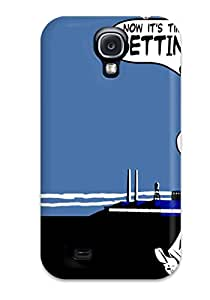 Cute Tpu ZippyDoritEduard Vintage Dude Going Home Case Cover For Galaxy S4