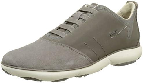 Geox U Nebula, Men's Shoes, Grey (Dove Grey ), 10 UK (44 EU