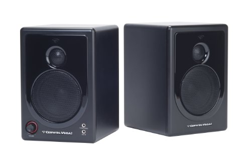 Cerwin XD3 Powered Desktop Speakers product image