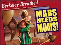 MARS NEEDS MOMS (PB)