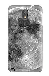 Fashionable Style Case Cover Skin For Galaxy Note 3- Moon