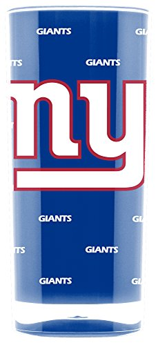 NFL New York Giants Insulated Square Tumbler