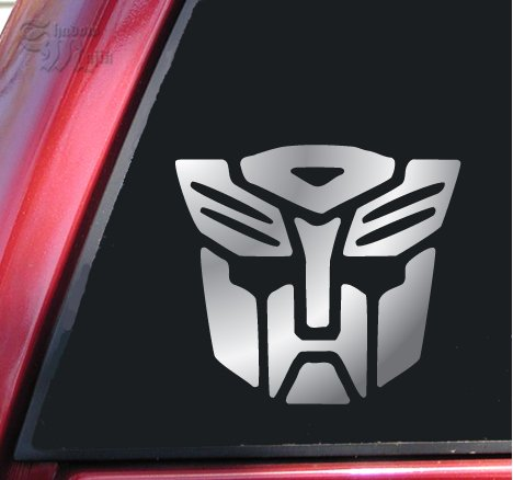 ShadowMajik Transformers Autobot Vinyl Decal Sticker (6