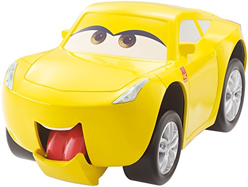 Disney Pixar Cars 3 Funny Talkers Cruz Ramirez Vehicle