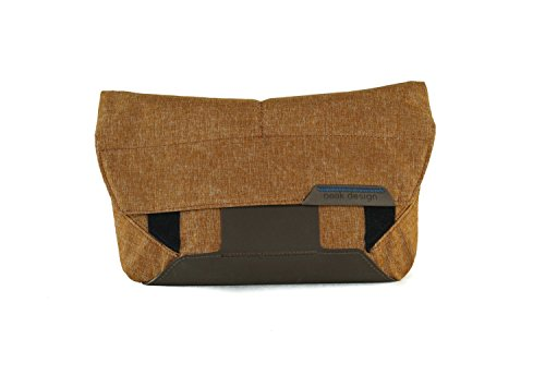 Pouch Field - Peak Design - The Field Pocket Camera Accessory - tan Hermitage