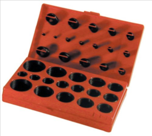 Price comparison product image ATD Tools 3601 419-Piece Metric O-Ring Set