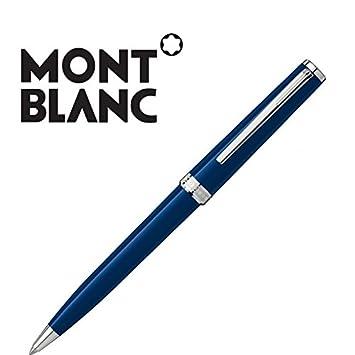 452f465510 Penna a sfera Montblanc Pix Ballpoint blu: Amazon.it: Cancelleria e ...