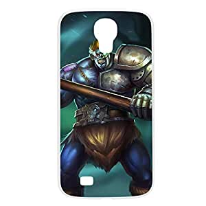Sion-006 League of Legends LoL Ipod Touch 4 Plastic White