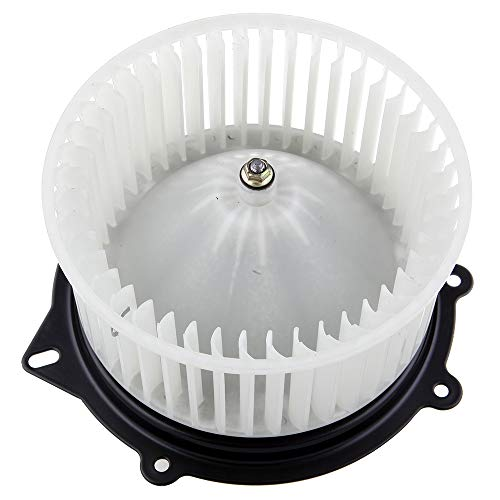 ROADFAR Heater Blower Motor 15-80367 Air Conditioning Blower Motor with Fan Cage Fit for 1991 1992 1993 1994 1995 1996 1997 1998 1999 2000 2001 2002 Ford Escort, 1997 1998 1999 Mercury Tracer