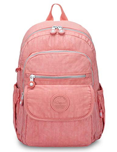 Oakarbo Mini School Backpack Nylon Cute Travel Daypack (1503N Wild watermelon) ()