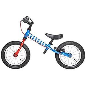 "Yedoo TooToo 12"" Balance Bike by Age 2-5 (Little Sailor)"