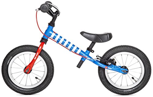 "Yedoo TooToo 12"" Balance Bike Age 2-4 (Little Sailor)"