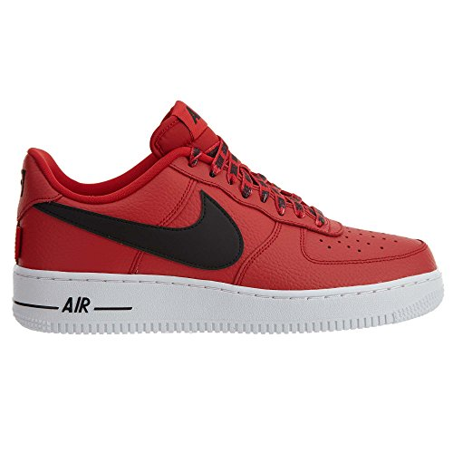 Max Black Red Thea NIKE white University Air Sneaker BvwACqSx