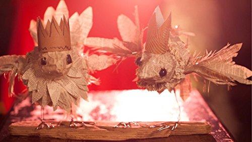 Animal Armature - Paper Birds