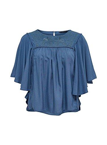 Blusa Only Gilberte Azul Azul