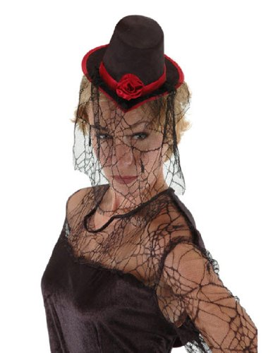 Elope Little Victorian Top Hat One-Size (1800 Dresses Costumes)