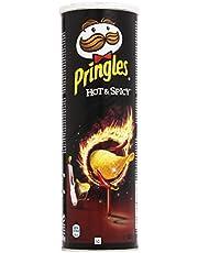 Pringles Hot & Spicy 165 Gr
