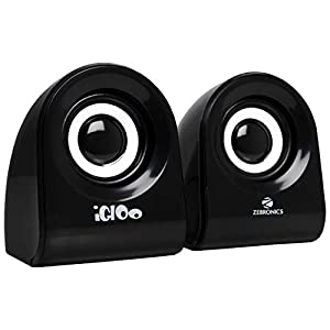 Best Zebronics Zeb- Igloo 2.0 Multimedia Speaker with Volume Control & USB/3.5mm Jack In India