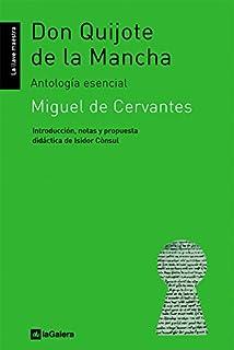 Don Quijote de la Mancha: Antología esencial (La llave maestra)