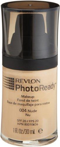 Revlon PhotoReady Makeup, Nude 004, 1-Fluid Ounce