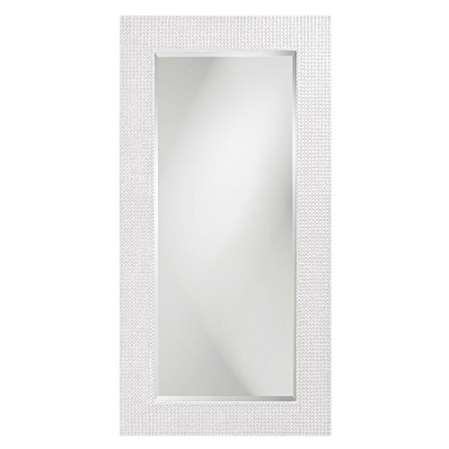 White Howard Elliott 2125 Lancelot Arched Mirror