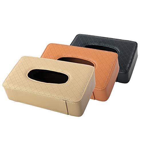 Nero KNOSSOS Clip per Banconote Multi-Funzionale Car Styling Tissue Box Paper Card