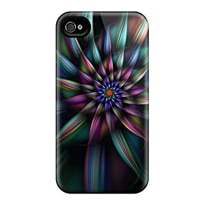 High Quality 3d Abstract Cases For iphone 4/4s / Perfect Cases