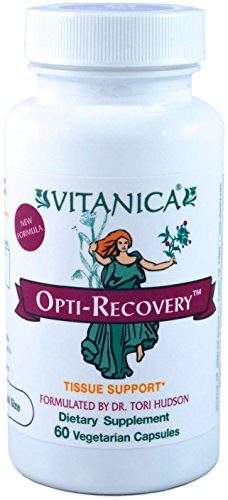 Vitanica - Opti-Recovery - Surgery Support - 60 Vegetarian Capsules