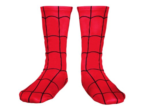 Disguise Marvel Ultimate Spider-Man Child Boot Covers