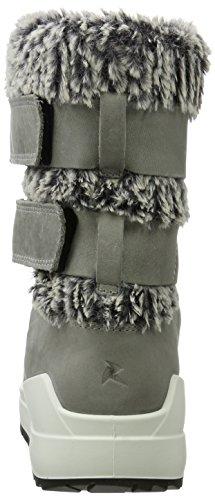 ECCO Noyce, Stivali da Neve Donna Grigio (Wild Dove)