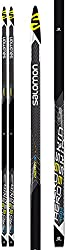 Salomon Aero 9 Skin Softmedium Xc Skis Mens Sz 206cm