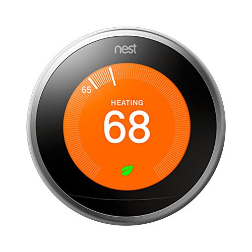 Nest Thermostat 3rd Generation Review Comparison
