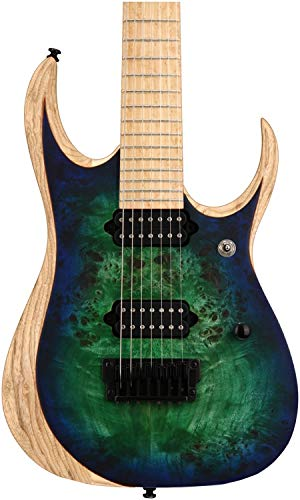 Ibanez Iron Label RGD Series RGDIX7MPB 7-String Electric for sale  Delivered anywhere in USA