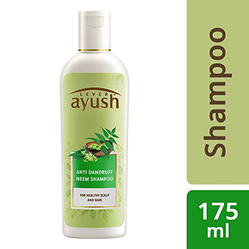 Ayush Anti Dandruff Neem Shampoo, 175 ml