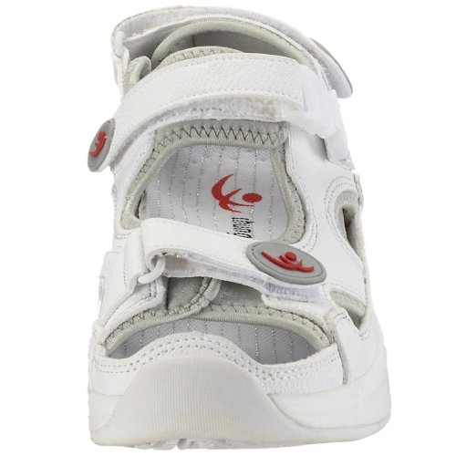 Weiss Sandale Step Shi Outdoor Sandals Chung AuBioRiG Womens Weiss Comfort qw8PnRIt