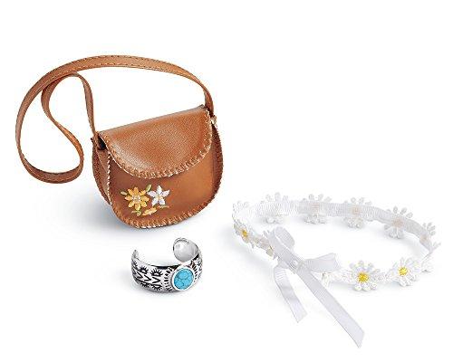 American Girl Julie's Floral Accessories