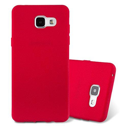 Cadorabo - Cubierta protectora para >                          Samsung Galaxy A5 (6) - Modelo 2016                          < de silicona TPU en diseño Escarcha