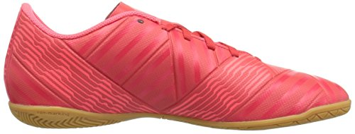 Adidas Heren Nemeziz Tango 17,4 In Voetbalschoen Echte Koraal / Rood Schil / Kern Zwart