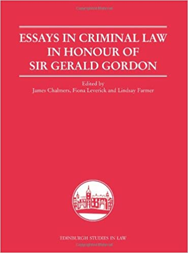 How to write a 3-page essay on criminal law?