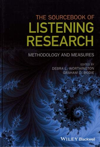 [B.o.o.k] The Sourcebook of Listening Research: Methodology and Measures [R.A.R]