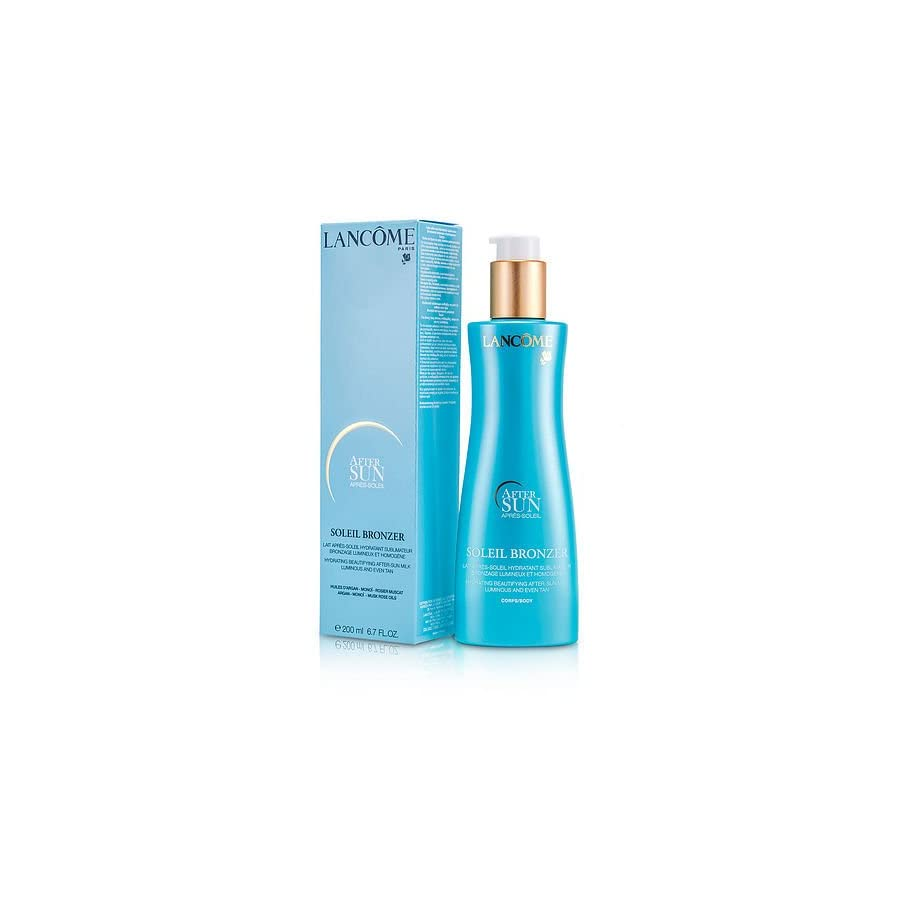 LANCOME by Lancome Soleil Bronzer Hydrating Beautifying After Sun Milk 200ml/6.7oz for WOMEN (Package Of 6)